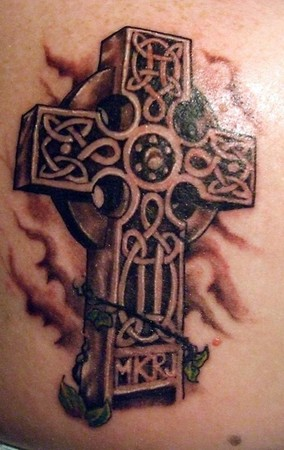 Celtic-Tattoo-Cross