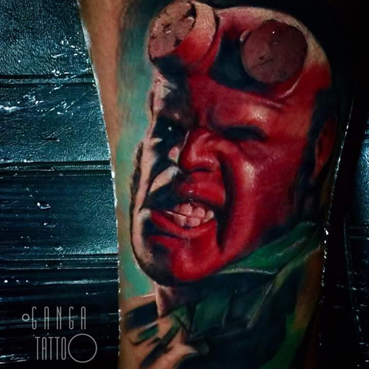 HELL-TATTOO