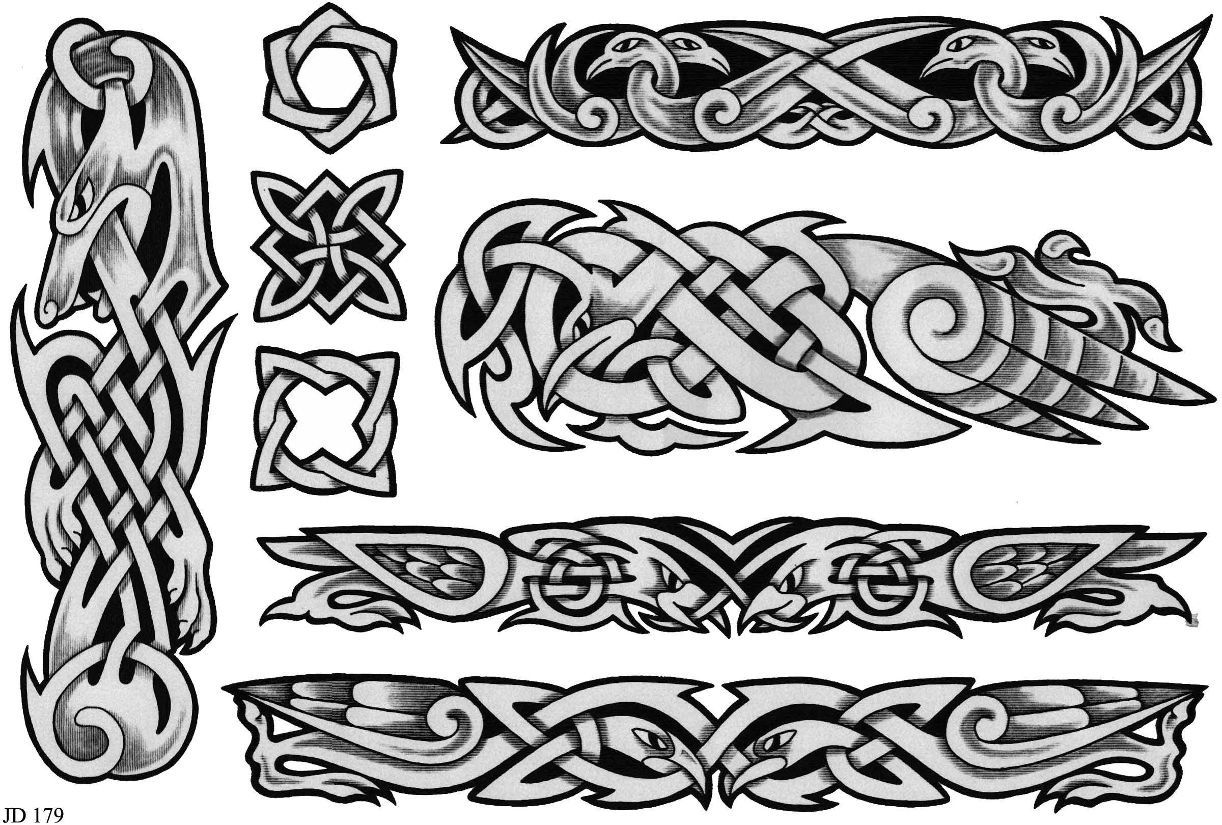 Images Of Celtic Tattoo Designs Rock Cafe