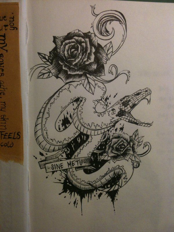 snake_and_roses_tattoo_design_by_mmpninja-d5pruas
