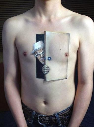 realistici tattoo