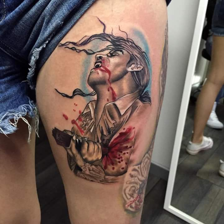 HORROR-TATTOO