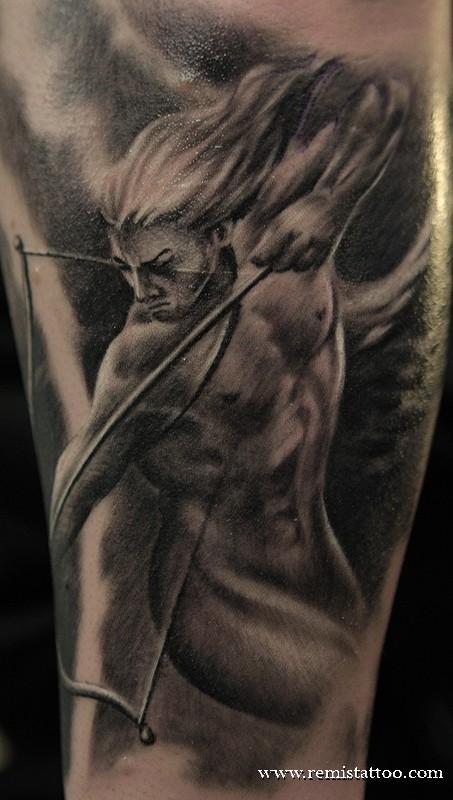 black-grey-angel-tattoo