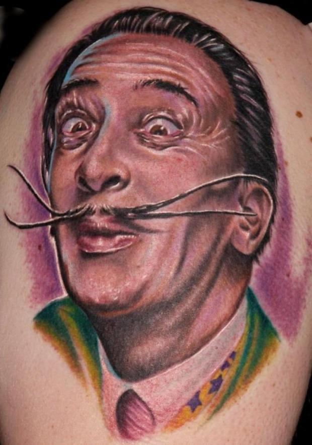 celabrity-tattoo-dali-portrait-1694136666