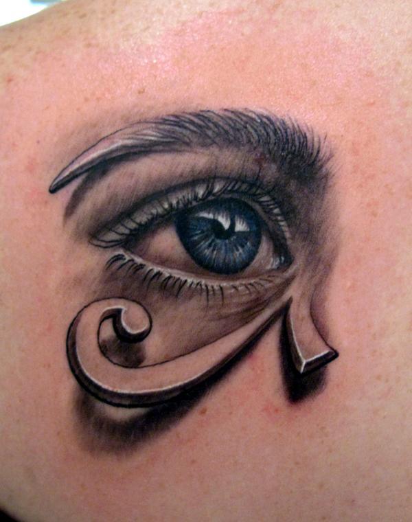 egyptian-eye-tattoo-on-left-back-shoulder