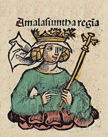 La Regina Amalasunta