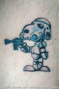 SNOOPY TATTOO!!
