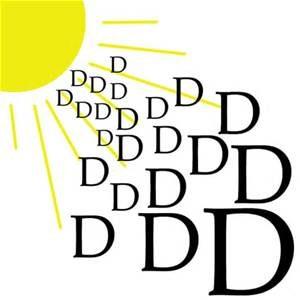 I Segni della Carenza di Vitamina D