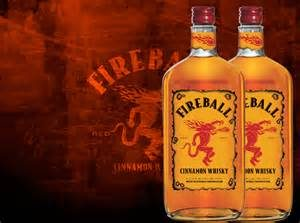 Fireball Whiskey Ritirato in Europa