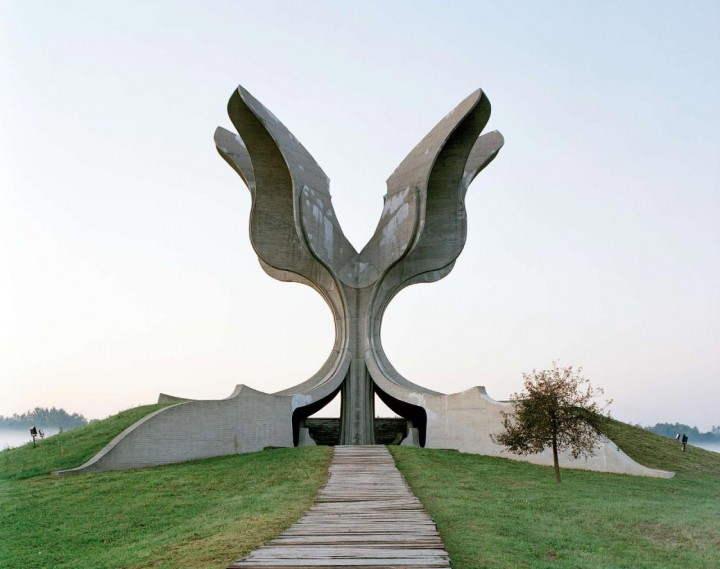 Gli Spomenik in Yugoslavia