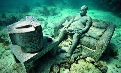 Il Museo Subacqueo di Cancun