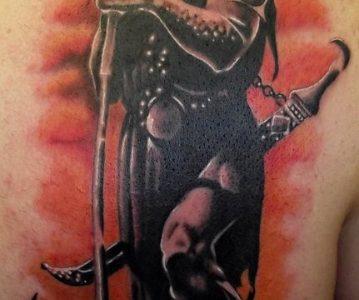 Guerrieri Tattoo