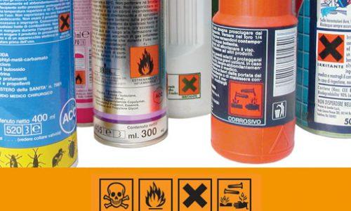 Attenti a questi 10 prodotti chimici pericolosi in casa