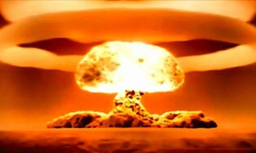 2053 Bombe Nucleari esplose sulla Terra – Time Lapse