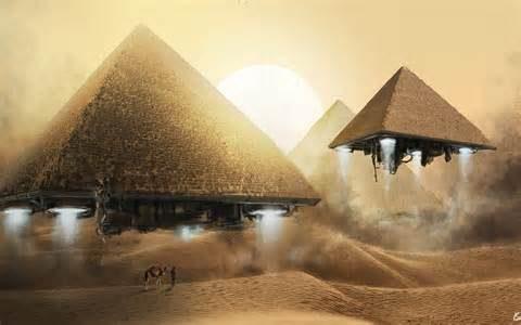 I faraoni erano extraterrestri?