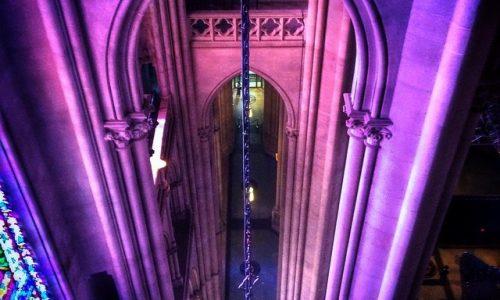 Segreti INQUIETANTI della Cattedrale di St. John the Divine a New York
