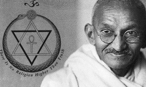 """Gandhi era un """"illuminato""""?"""