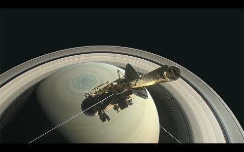 Missione Cassini: L'ultimo sguardo a Saturno