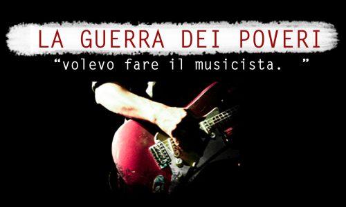 """""""La guerra dei poveri"""" Documentario sulla vita dei musicisti in Italia"""