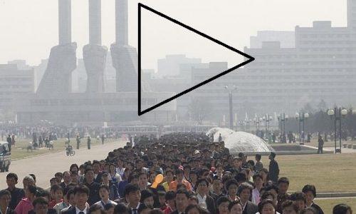 """Nord Corea: Gli Scatti """"Rubati"""" del Fotografo Lafforgue"""