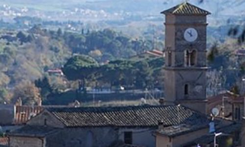 SACROFANO – La via Flaminia e le sue origini