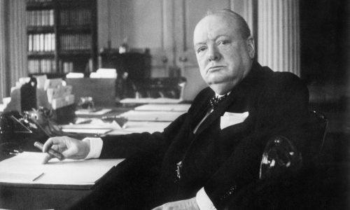 Certe curiosità su Churchill…