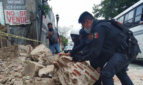 Almeno quattro morti nel terremoto di magnitudo 7.5 nel sud del Messico