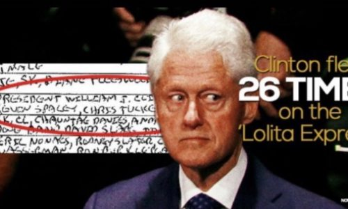 Bill Clinton – Epstein: documenti resi pubblici, Clinton frequentava l'isola ed Epstein