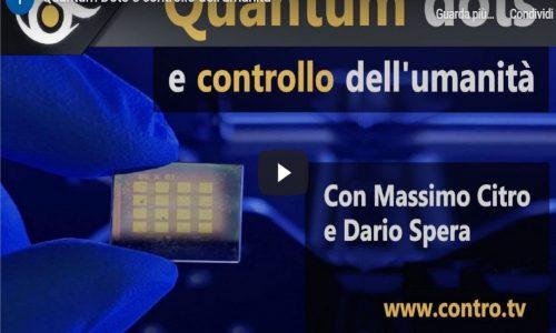 Quantum Dots: il controllo dell'umanità