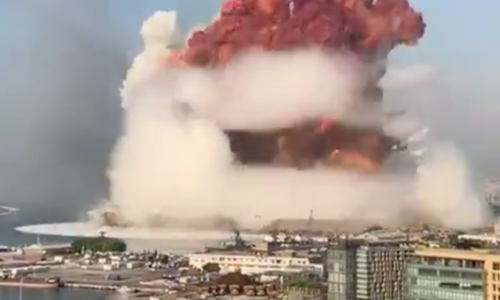 Esperti esplosivisti su Beirut: non è nitrato di ammonio