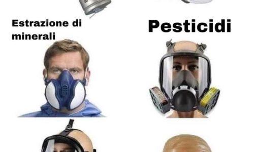 12 fatti sull'uso della mascherina