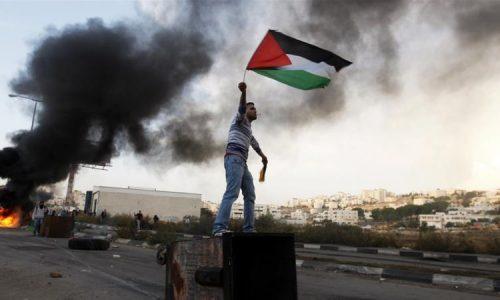 BLM UK difendono i Palestinesi