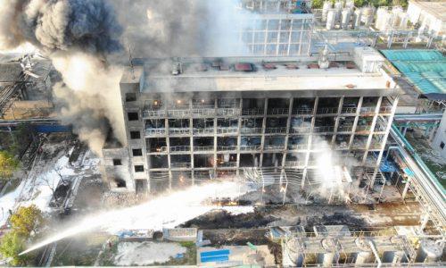 Esplosioni anche in Cina e Corea del Nord