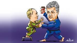 La Russia ha imposto sanzioni contro Poroshenko