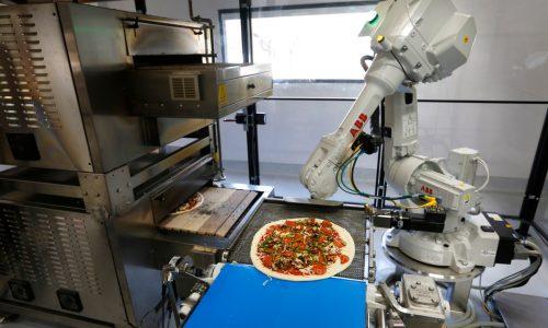 Licenziato: è stata una brutta settimana per i robot pizza Zume a San Francisco