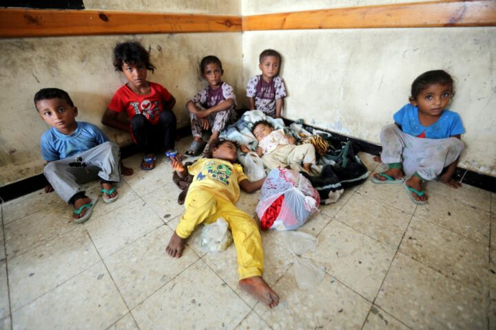 Bambini yemeniti